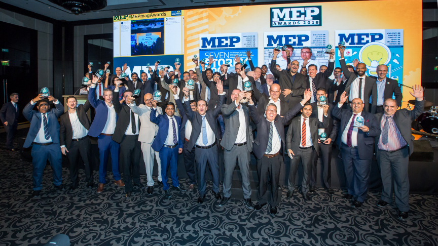 Health and Safety Initiative of the Year 2018 | ASU MEP Contractor Dubai