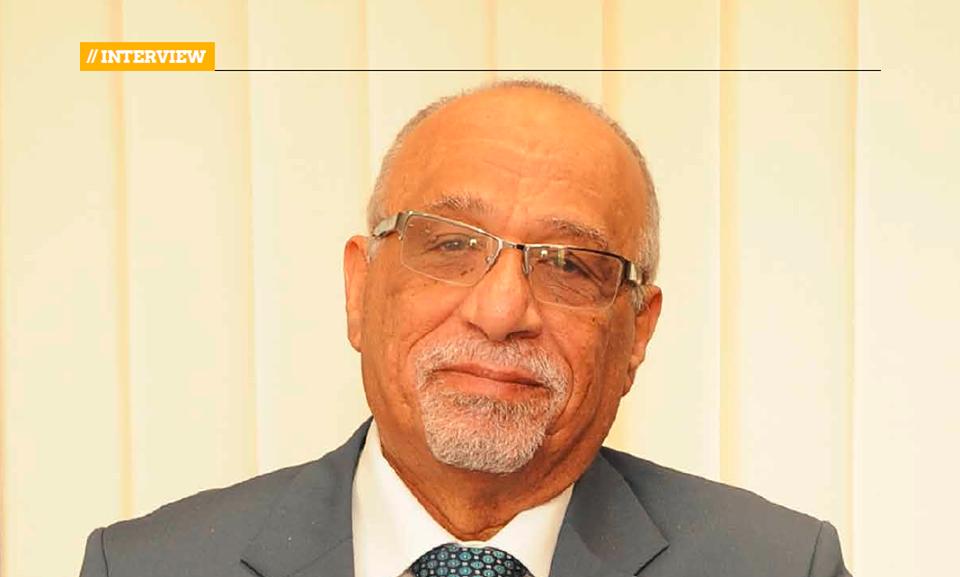Mr. Ashraf Samy Botros | ASU Leading MEP Contractors UAE