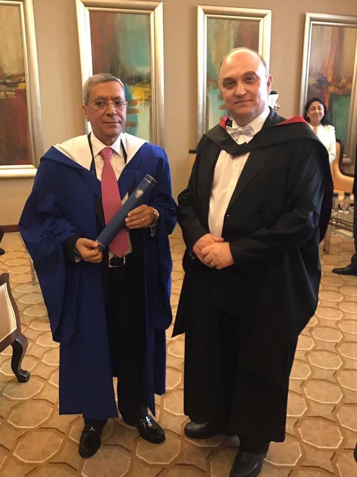 Mr. Emad Azmy,  ASGC