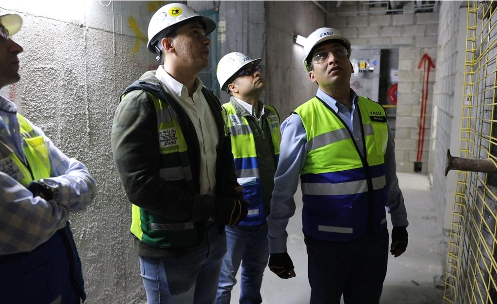ASU | Leading MEP Companies in Dubai | MEP Contractor Dubai