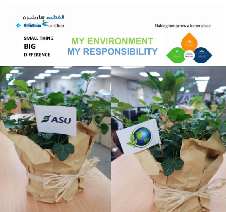 ASU | Expo 2020 MEP Contractors |  Al Futtaim Construction Sustainability Week