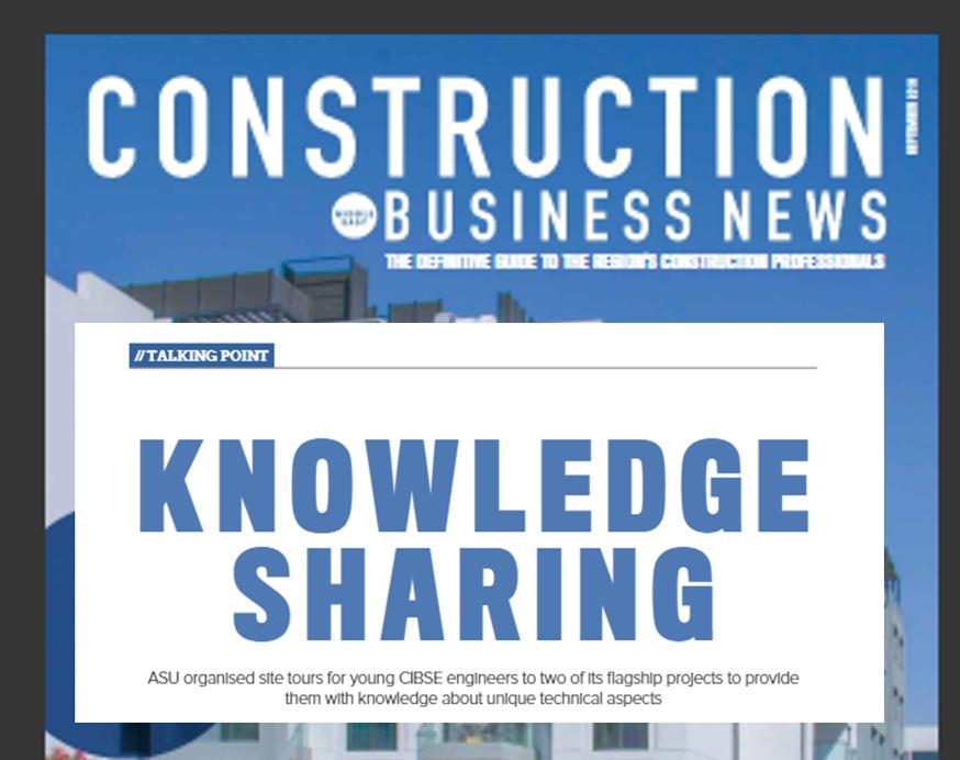 ASU | MEP Contractors Dubai | MEP Services Dubai
