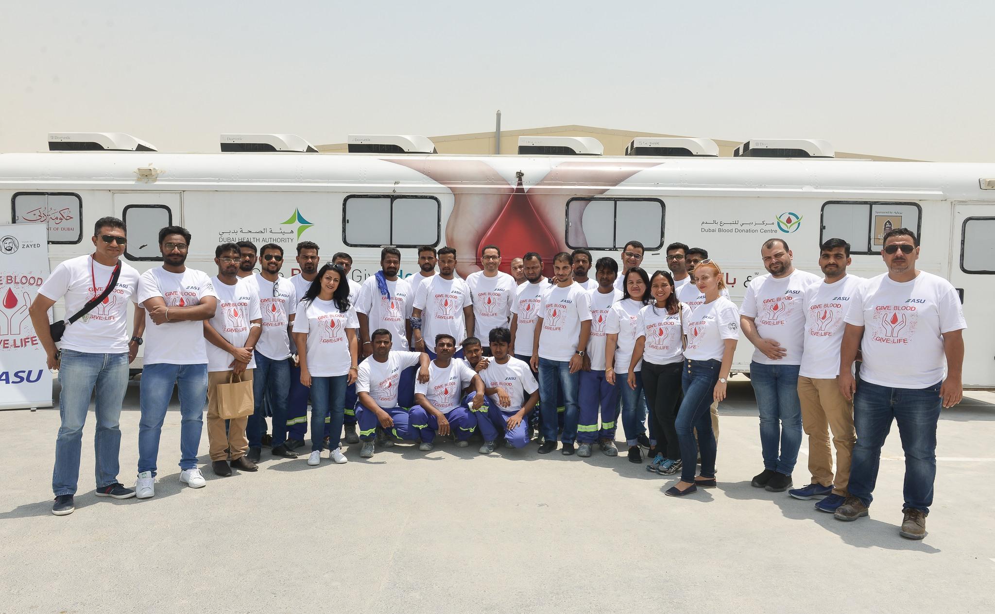 ASU | MEP Services UAE | CSR