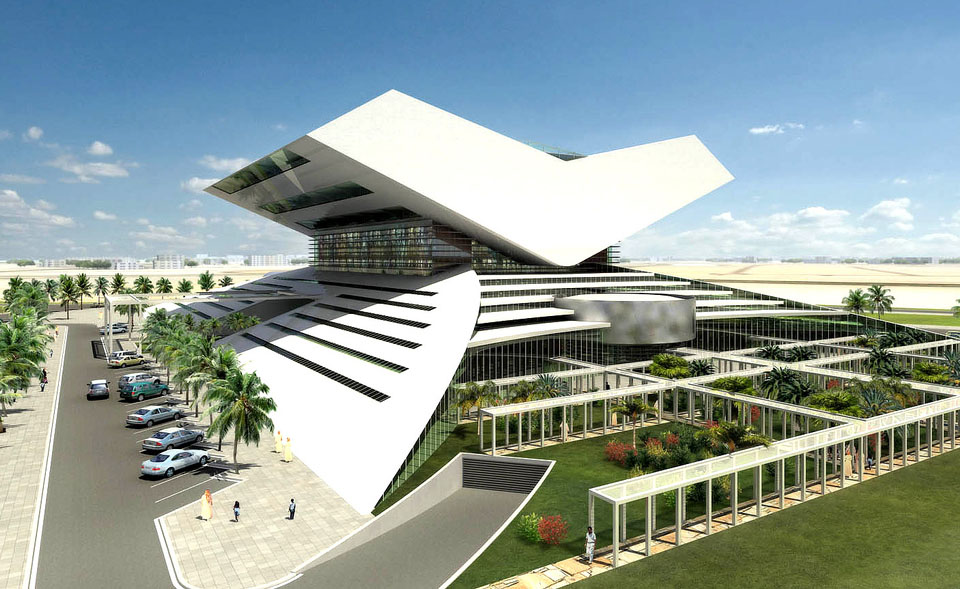 Mohammed Bin Rashid Library | Full range of MEP works Dubai