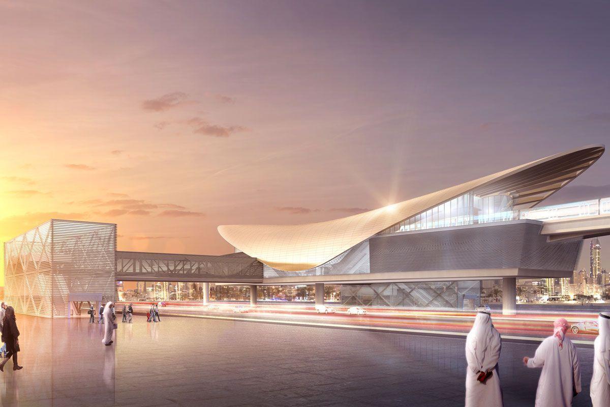 Expolink Route 2020 | ASU Expo 2020 MEP Contractors | Expo 2020 MEP Works