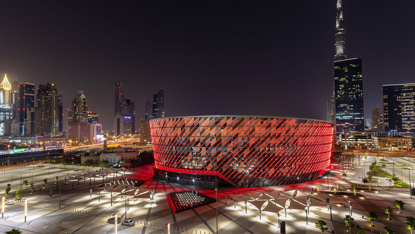 Coca - Cola Arena |  Leading MEP Contractors Dubai