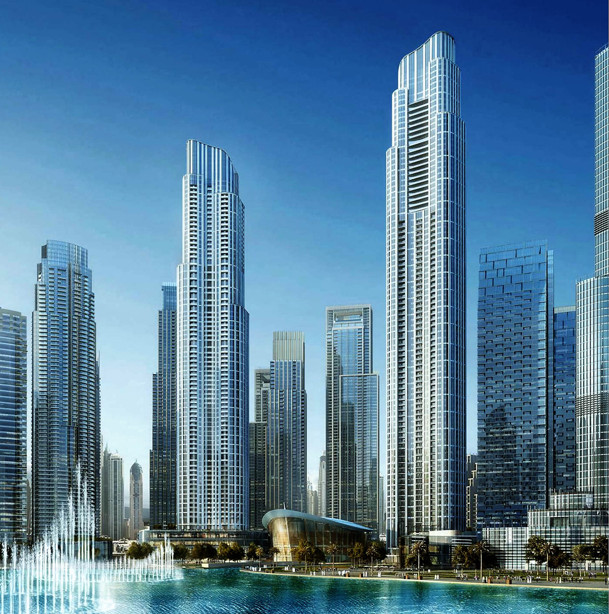 IL Primo Residences Dubai Opera  | Leading MEP Contractors Dubai