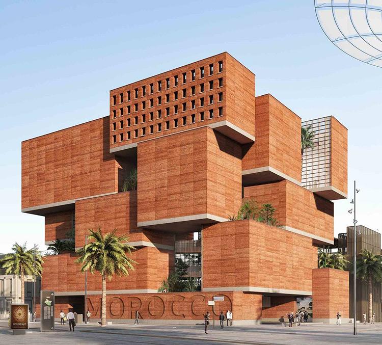 Morocco Pavilion | Expo 2020 MEP Contractors | Expo 2020 MEP Works