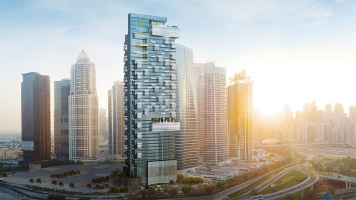 Signature Residences/ Vivanta By Taj | Top MEP contractors Dubai